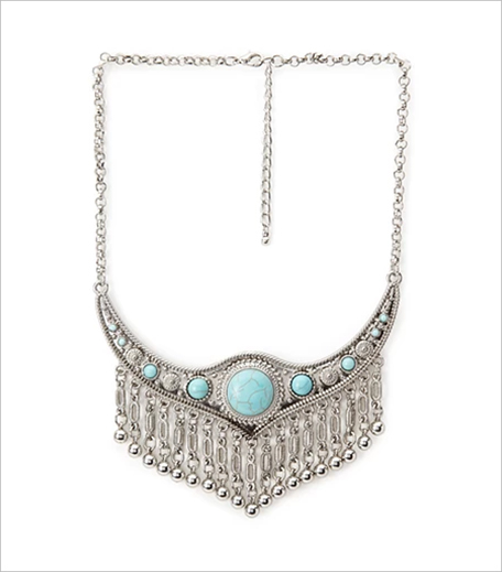 F 21 Tribal-Inspired Chain Necklace_Hauterfly