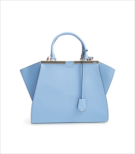 Fendi 'Petit 3Jours' Leather Shopper_Hauterfly
