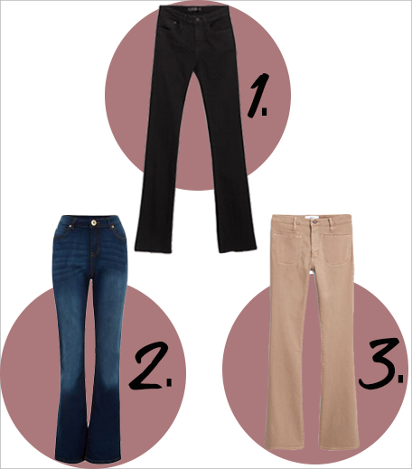 Flared Denims_ Short Girl Cheat Guide Hauterfly