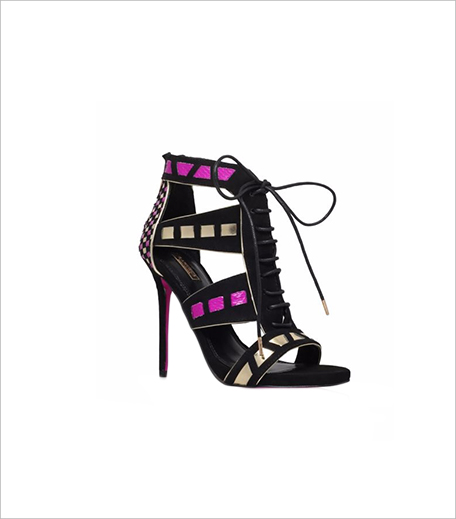 HOF Carvela Giraffe High Heel Lace Up Strappy Sandals_Hauterfly
