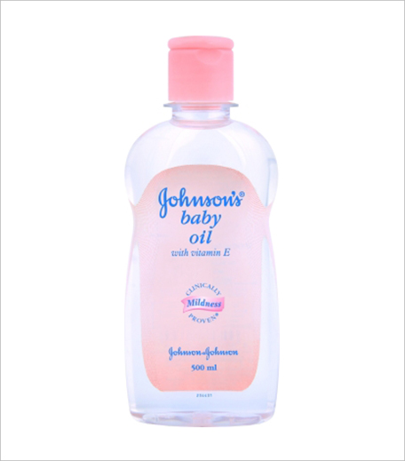Johnson's Baby Oil_Hauterfly