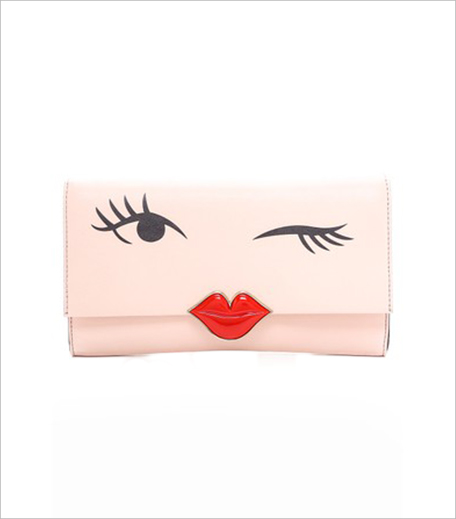 Kate Spade Love Birds Wink Clutch_Hauterfly