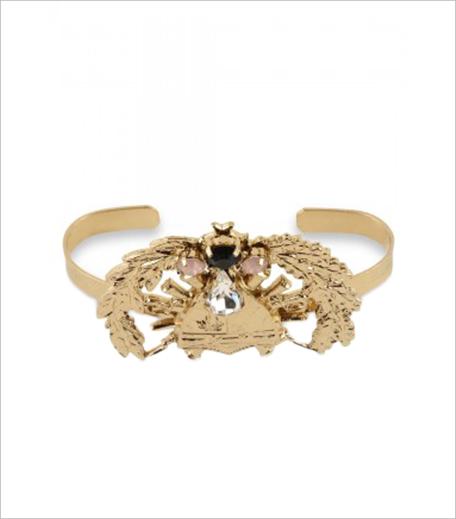 Koovs GOLD DIGGER Slip-on Palm Bracelet_Hauterfly