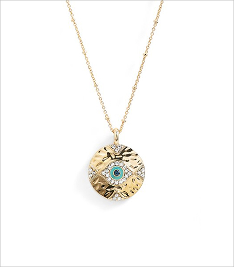 LONNA & LILLY 'Evil Eye' Pendant Necklace_Hauterfly