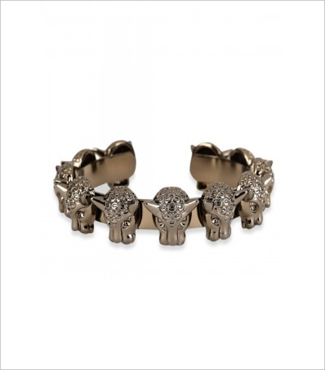 MISTER BY MAWI Stud & Chain Bracelet1_Hauterfly