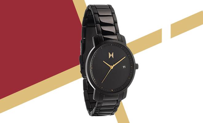 MVMT Womens-Black Watch Lead_Hauterfly