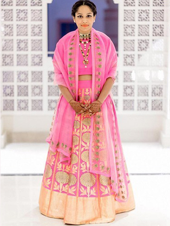 Masaba_Gupta_Wedding_Sangeet_Outfit_Hauterfly