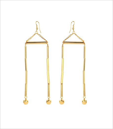 Nete MICARE TUBE EARRINGS_Hauterfly