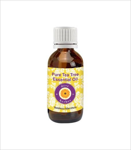 Pure Tea Tree Essential Oil - Melaleuca Alternifolia_Hauterfly