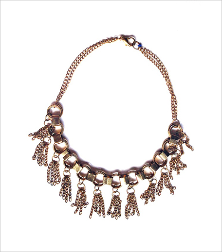 Shoplune LOLA. ANTIQUE TASSEL CHOKER_Hauterfly