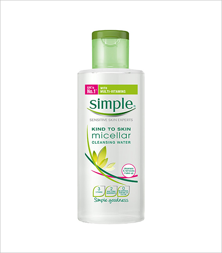 Simple Micellar Cleansing Water_Hauterfly