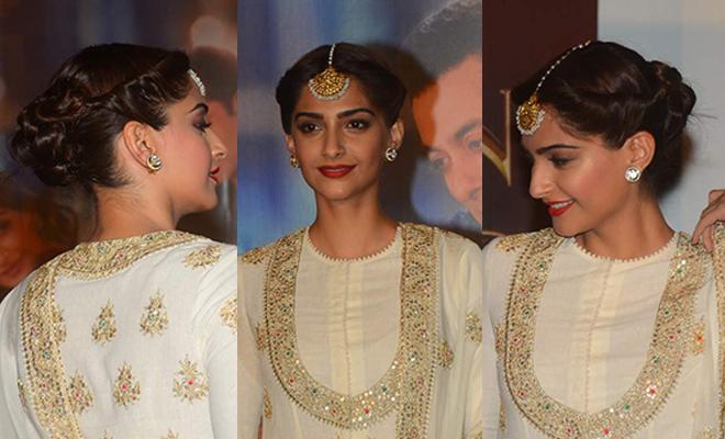 Sonam Diwali Look_Hauterfly