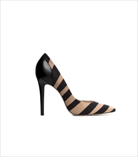 Zara Leather High Heel Shoes_Hauterfly
