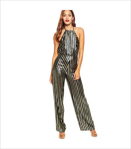 ASOS Allover Sequin Stripe Halter Jumpsuit_Hauterfly