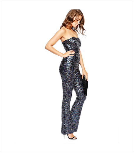 ASOS French Connection Lunar Sparkle Jumpsuit_Hauterfly
