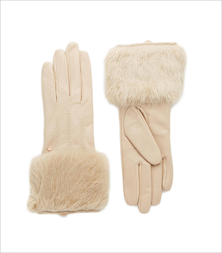 ASOS Ted Baker Fur Lined Leather Glove_Hauterfly