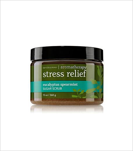 Bath & Body Works Aromatherapy Sugar Scrub Eucalyptus Spearmint_Hauterfly