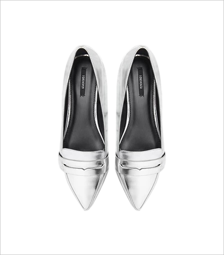 Forever 21 Pointed Faux Leather Loafers_Hauterfly
