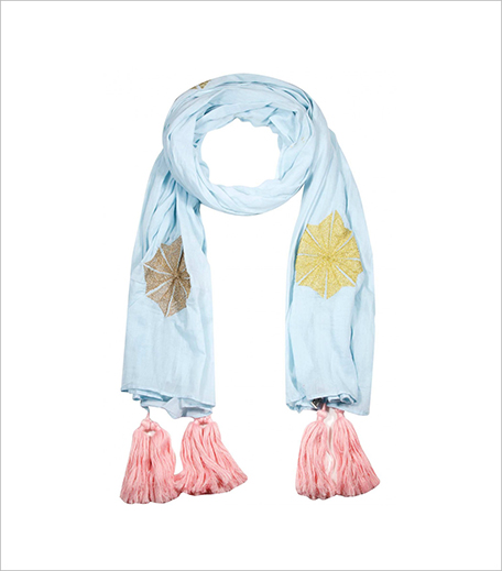 Ka-Sha Embroidered Scarf_Hauterfly