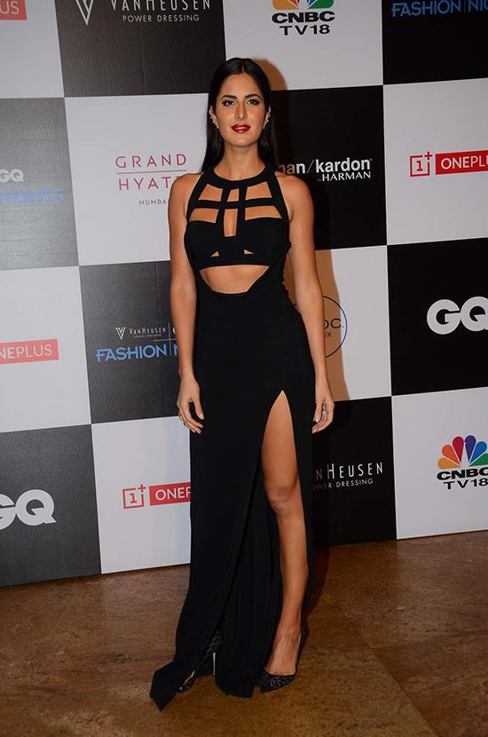 ¿Cuánto mide Katrina Kaif? - Real height Katrina-Kaif-GQ-Fashion-Nights_Hauterfly