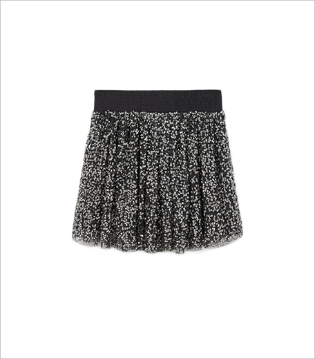 Mango SEQUIN SKIRT_Hauterfly