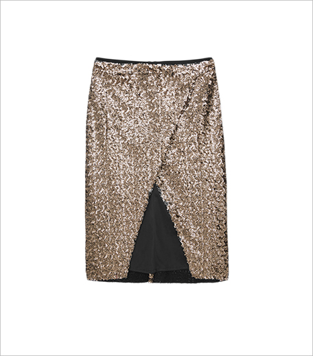 Mango SEQUIN WRAP SKIRT_Hauterfly
