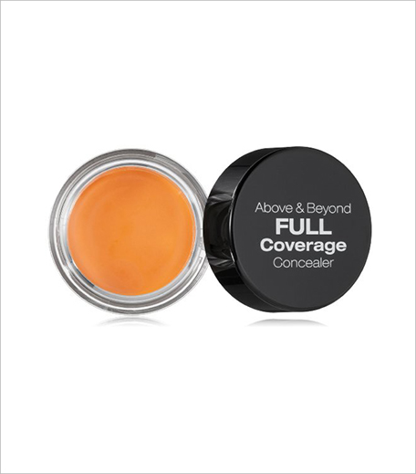 NYX Cosmetics Concealer Jar in Orange_Hauterfly