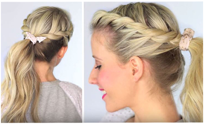 hair styles for new years eve 7 ponytails to inspire your new year s hairstyle 8361 | Ponytail Inspired Hairstyles Hauterfly1