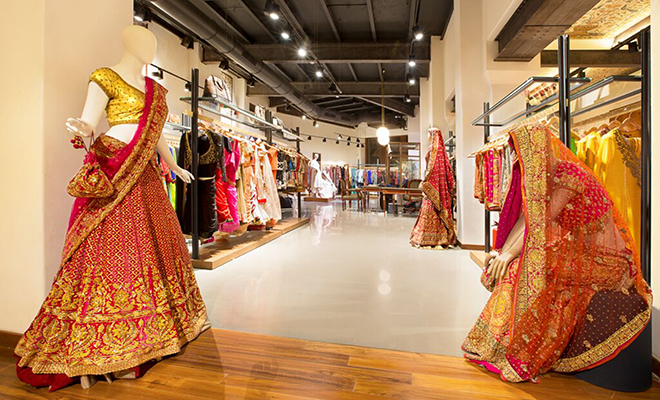 Ritu Kumar Flagship Store Decor 1_Hauterfly