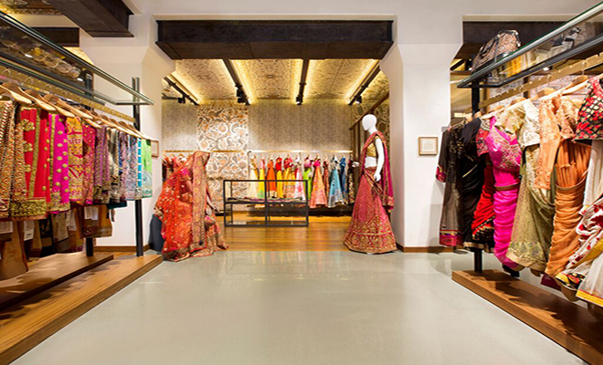 Ritu Kumar's New Store Is A Textile History Masterclass ...