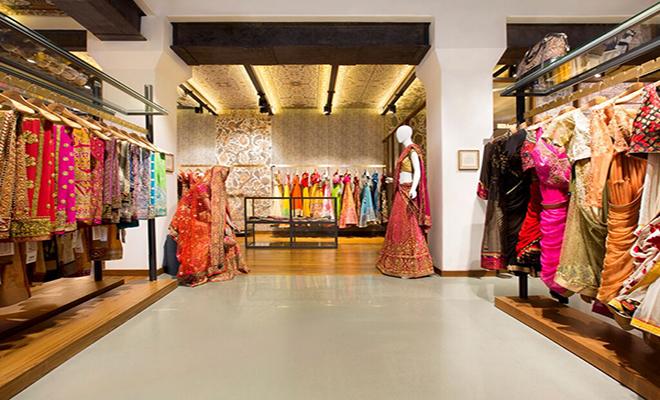 Ritu Kumar Flagship Store Decor 2_Hauterfly