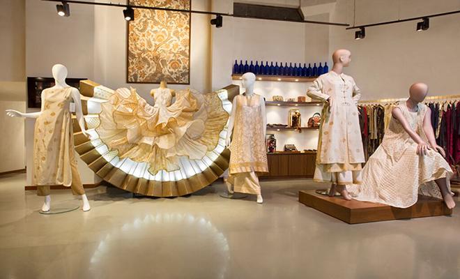 Ritu Kumar Flagship Store Decor 3_Hauterfly
