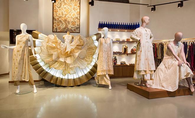 Ritu Kumar Flagship Store Lead_Hauterfly