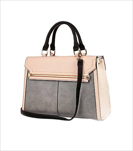 River Island Pink double sided tote handbag_Hauterfly