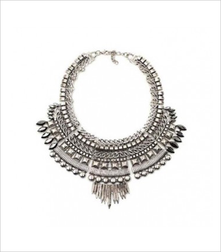 The Blush Box Silver Steals Necklace_Hauterfly