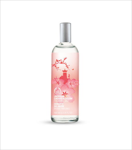 The Body Shop Japanese Cherry Blossom Fragrance Mist_Hauterfly