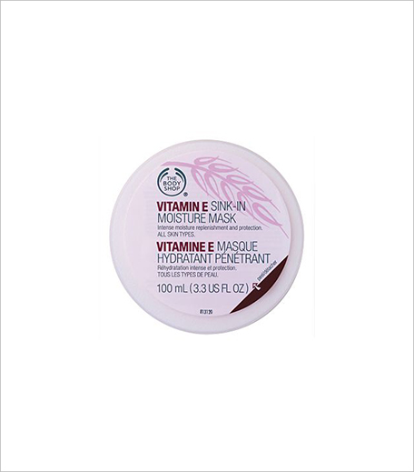 The Body Shop Vitamin E Sink-In Moisture Mask_Hauterfly