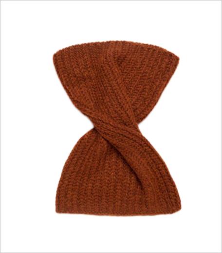 Zara Basic Knit Snood_Hauterfly