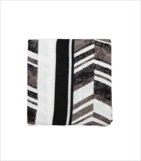 Zara Striped Scarf_Hauterfly