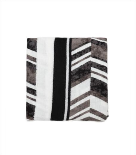 Zara Striped Scarf_Hauterfly