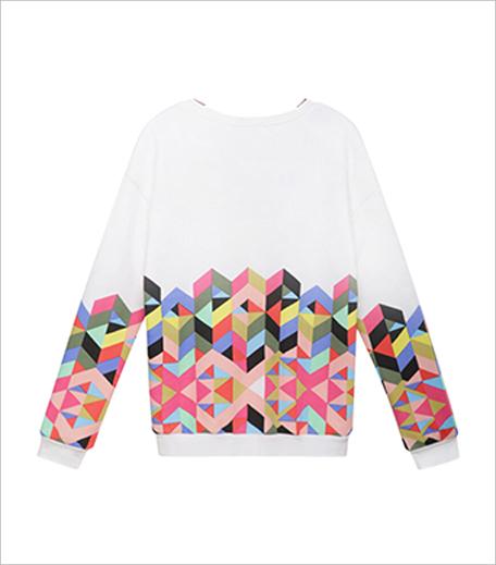 Zooomberg Geometric Print Sweatshirt_Hauterfly
