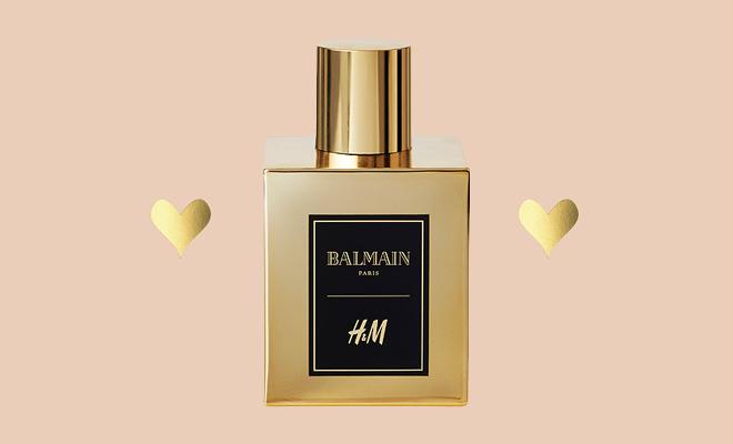 Balmain x H&M Fragrance_Hauterfly
