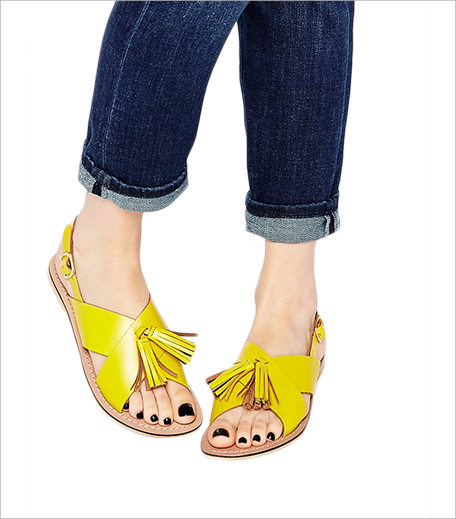 ASOS FOXTROT Leather Tassel Sandals_Hauterfly