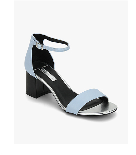 Dorothy Perkins Blue Sandals_Hauterfly