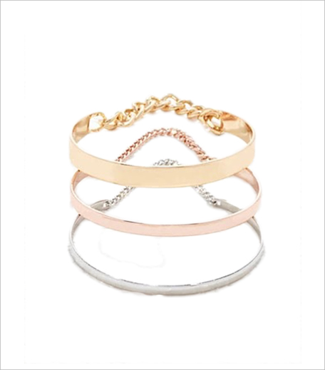 F 21 Chained Cuff Set_Hauterfly
