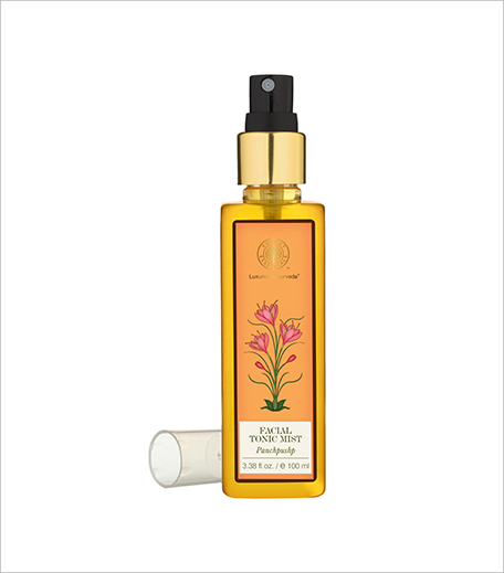 Forest Essentials Panchpushp Facial Tonic Mist_Hauterfly