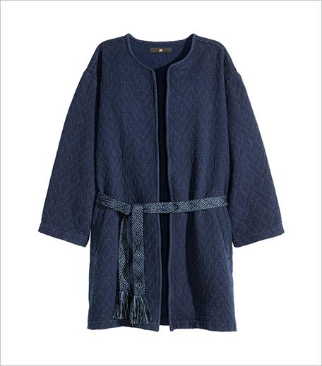H&M Jacquard-weave coat_Hauterfly