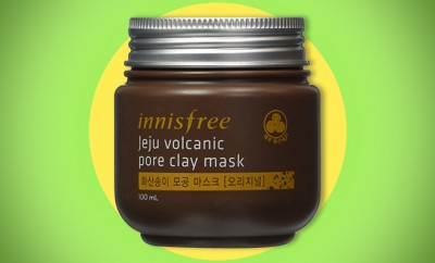 Innisfree Jeju Volcanic Pore Clay Mask Featured_Hauterfly