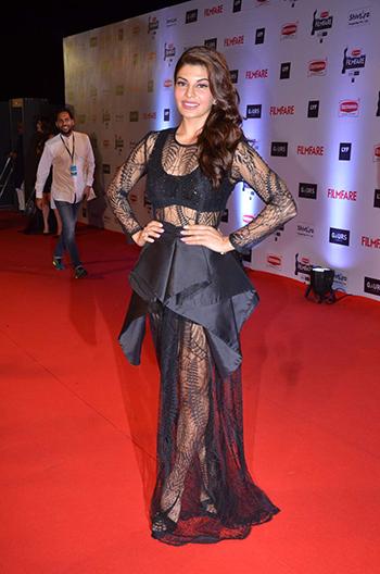 Jacqueline Fernandez Britannia Filmfare Awards 2016_Hauterfly