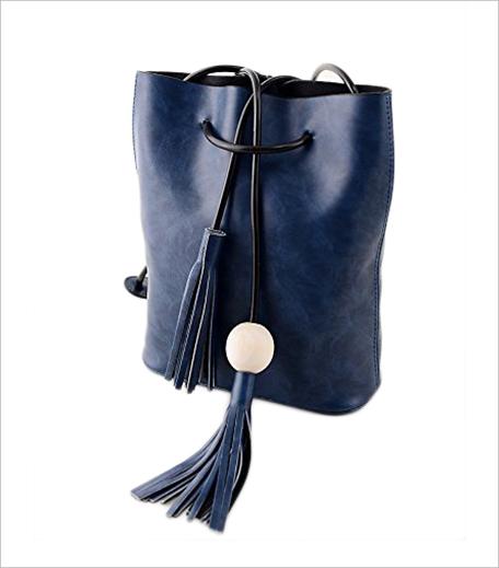 Joker & Witch Women's Shoulder Bag Blue_Hauterfly
